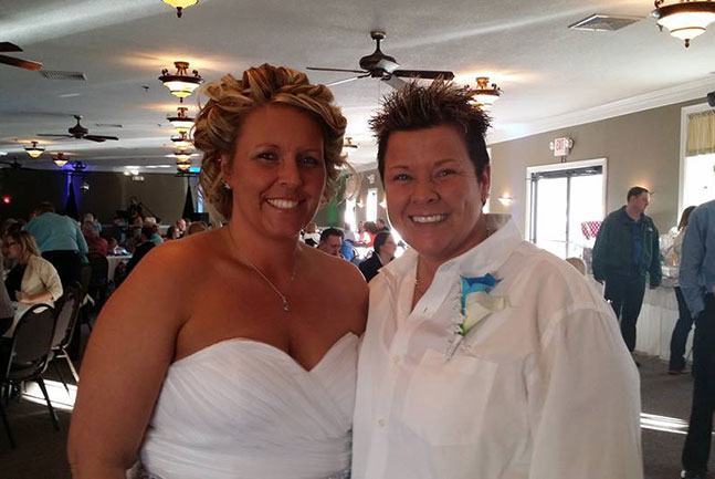 LGBT Wedding Lee's Summit
