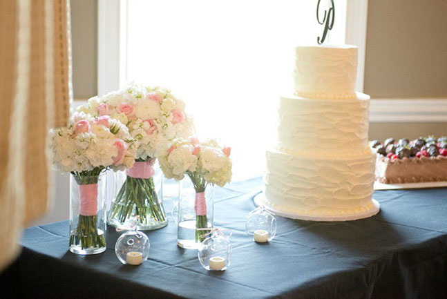 Lee's Summit Wedding Cake
